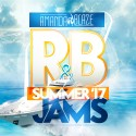 R&B Jams Summer 17 mixtape cover art