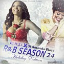 R&B Season 24 mixtape cover art
