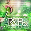 R&B Season 28 mixtape cover art