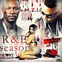 R&B Season 30 (Hosted By Razah) mixtape cover art