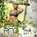 R&B Season 42 mixtape cover art