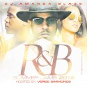 R&B Summer Jams 2016 (Hosted By Verse Simmonds) mixtape cover art