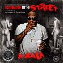 A-Zilla - Distribution To The Street 2 mixtape cover art