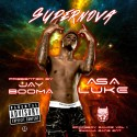 Asa Luke - SuperNova mixtape cover art