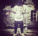 Bad Scotty - Zone 75th mixtape cover art