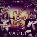 BMT - The Vault mixtape cover art