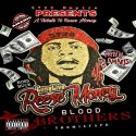 Boss Buck - Blood Brothers (Tribute To Reese Money) mixtape cover art