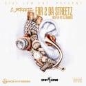 C. Streetz - Ear 2 The Streetz mixtape cover art