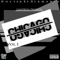 Cam Jae - Chicago Vol. 1 mixtape cover art