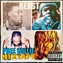 Da Beast - Free Willie mixtape cover art