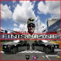 Dizzle - Finish Line mixtape cover art