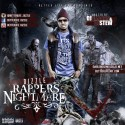 Dizzle - Rappers Nightmare mixtape cover art