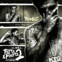 I.L. Will - TattzNFlattz2 Bonus mixtape cover art