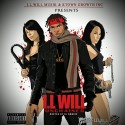 I.L Will - Unchained mixtape cover art