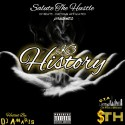 K3 - History mixtape cover art