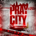 KillaKlanJeda - Pray For My City mixtape cover art