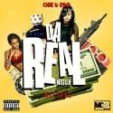 Nick Barz - Da Real Nigga Mixtape mixtape cover art