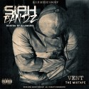 Siah Bandz - Vent mixtape cover art