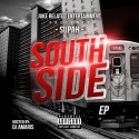Supah - South Side EP mixtape cover art