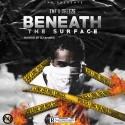 TNF D Breeze - Beneath The Surface mixtape cover art
