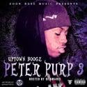 Uptown Boogz - Peter Purp 3 mixtape cover art