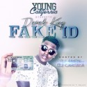 Derek King - Fake ID mixtape cover art