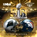 Super Bowl 50 mixtape cover art