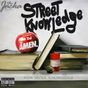 Street Knowledge - New Skool Knowledge (Hosted By The Jacka) mixtape cover art