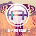 The Hybrid Project 2 mixtape cover art