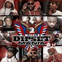 Dipset Mania, Vol. 2 mixtape cover art