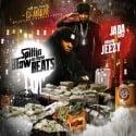 Jadakiss & Young Jeezy - Spittin Blow On These Beats mixtape cover art