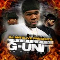 Strictly G-Unit. Vol. 3 mixtape cover art