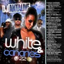 White Diamonds & Canaries, Vol. 22 mixtape cover art