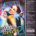 White Diamonds & Canaries 21 mixtape cover art
