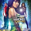 White Diamonds & Canaries 33 mixtape cover art