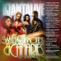 White Diamonds & Canaries, Part 16 mixtape cover art