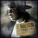 Gangsta Grillz Extra: E Ness - The Ness Best Thing (Starring P.Diddy) mixtape cover art