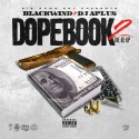 Blackwind - Dopebook 2 (The Re-Up) mixtape cover art
