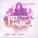 Fist Pump Music mixtape cover art