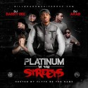 Platinum In The Streets (Hosted By Flyte Be The Name) mixtape cover art