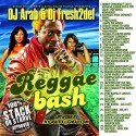 Reggae Bash mixtape cover art