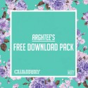 Free Download Pack mixtape cover art
