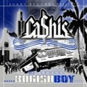 Ca$his - Bogish Boy, Vol. 1 mixtape cover art