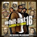 The Hit-List 16 mixtape cover art