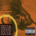 Ant Summerz - Sega Zxne (Saga The Lost Connection) mixtape cover art