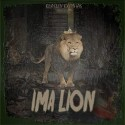 Beasley Brothas - Ima Lion mixtape cover art