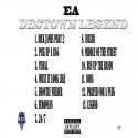 EA - DecTown Legend mixtape cover art