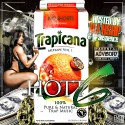 Hott 6 - Trapicana mixtape cover art