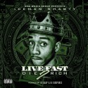 Iceman Shawty - Live Fast Die Rich 2 mixtape cover art