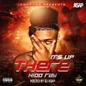 Kidd Ray - It's Up There mixtape cover art
